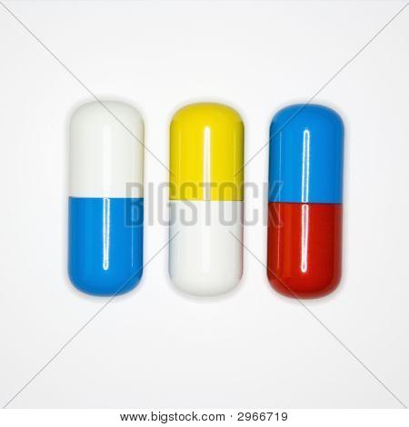 Medical Pills.