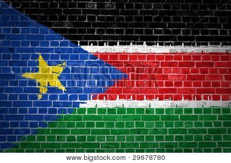 Brick Wall South Sudan
