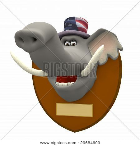 Republican Mounted