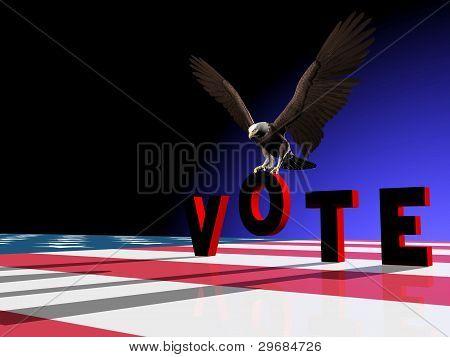 Eagle Vote 1