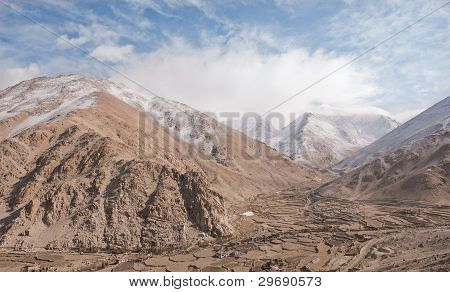 Indus Valley in Winter