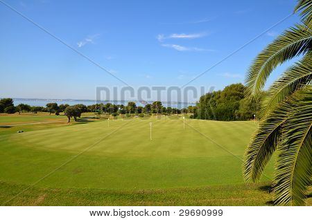 Golf in Alcudia