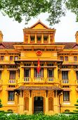 The Ministry Of Foreign Affairs Of Vietnam In Hanoi poster