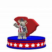 picture of caucus  - Republican Platform - South Carolina