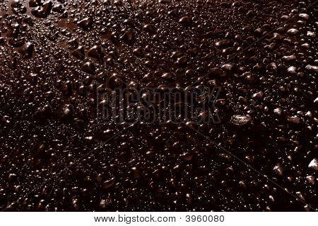 Nut Chocolate  Background