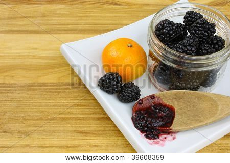 Blackberry Jam II