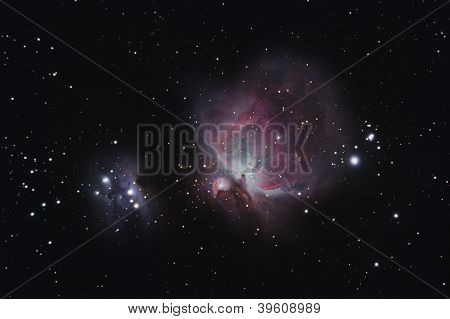 Orion Nebel m42