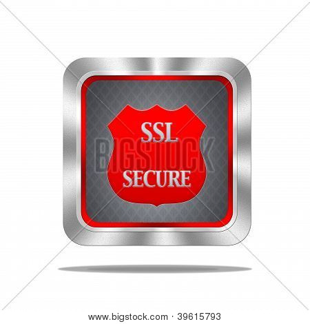 Ssl Secure Button.