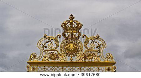 Ícones da porta de Versailles