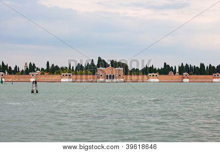 Cemetery Of Venice