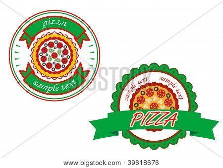 Italian Pizza Banners