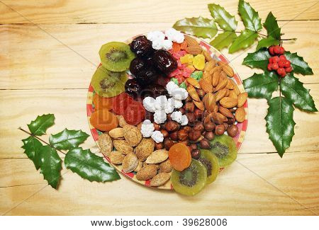 Christmas Dried Fruit