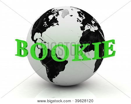 Bookie Abstraction Inscription Around Earth