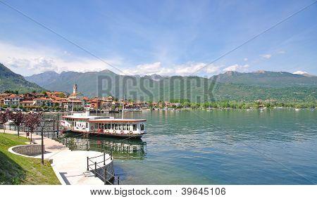 Baveno,Lake Maggiore,Italy