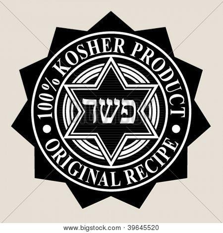 100% Kosher Product / Original Recipe