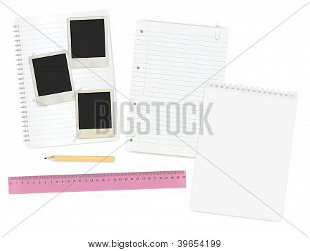 Stationery And Photo Frames
