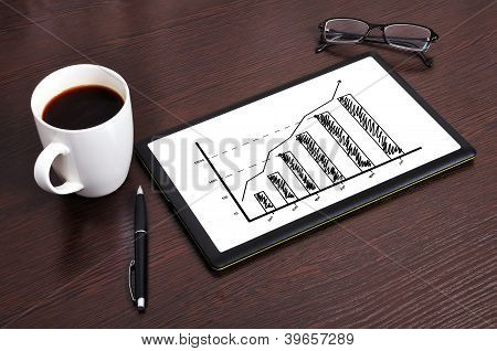Diagram On Touchpad