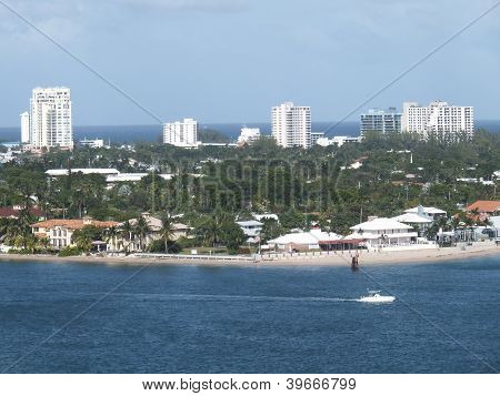 Fort Lauderdale in Florida