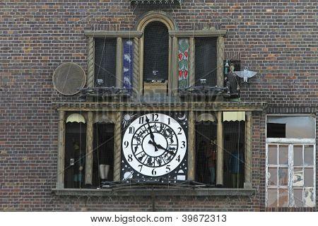 Szeged Music Clock