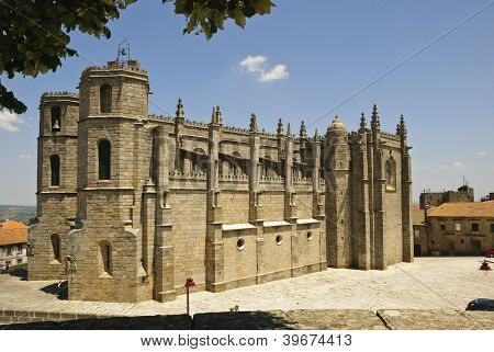 Cathedral Of Guarda, Portugal