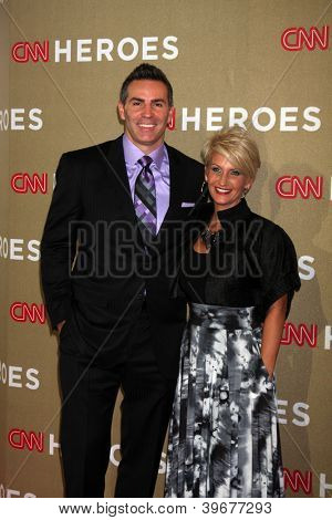 LOS ANGELES - DEC 2:  Kurt Warner arrives to the 2012 CNN Heroes Awards at Shrine Auditorium on December 2, 2012 in Los Angeles, CA
