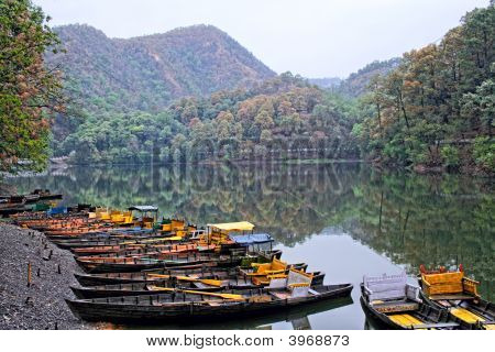 Sattal Lake India