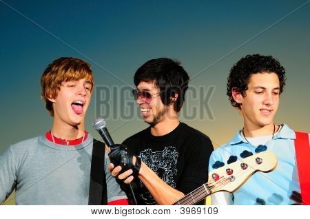Young Musical Band