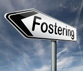 fostering,child care and adoption