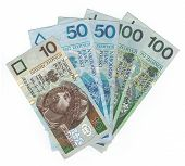 picture of zloty  - Polish zloty  - JPG