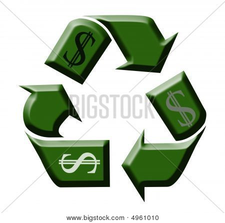 Recycling Money