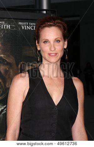 LOS ANGELES - AUG 14:  Judith Hoag at the