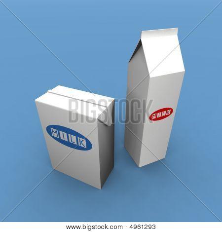 Milk Packs