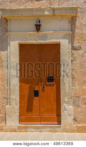 Bingemma Chapel Door