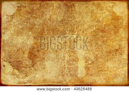 texture of old paper (ideal for retro background)