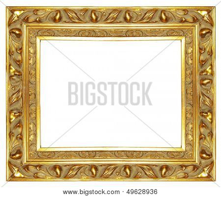 carved antique gilded frame (more frames in my gallery)