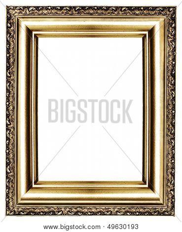 antique silver frame