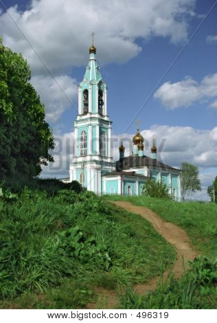 Church In Krylatskoe