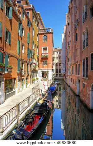 pictorial chanels of amazing Venice