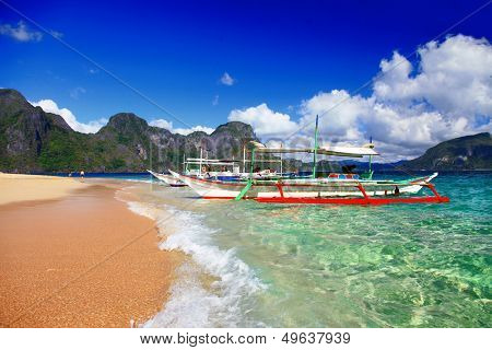 amazing Philippines - El nido, Palawan