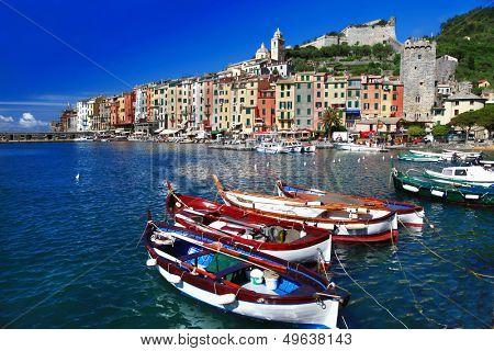 pictorial Italy series - Portovenere.