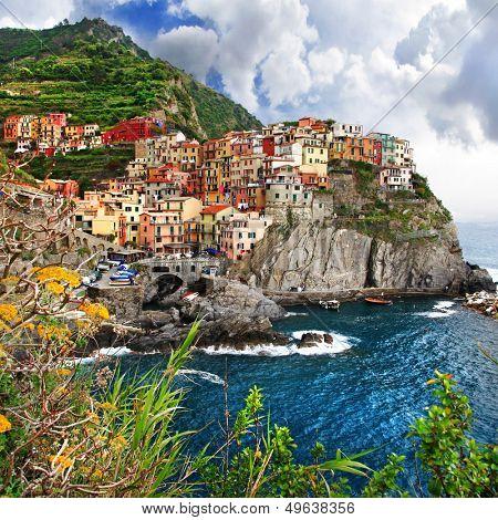 colors of sunny Italy series - Monarolla