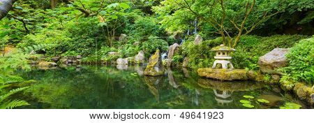 Beautiful Japanese Zen Garden