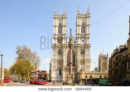Abadía de Westminster Londres Inglaterra Reino Unido Europa