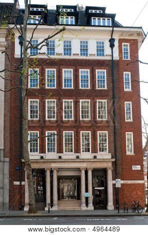 Local Government House (formerly Known As Transport House) Smith Square, Westminster, London, Englan