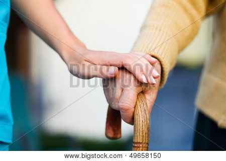 Helping The Elderly