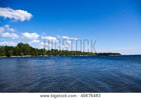 Bay at Point Au Roche NY