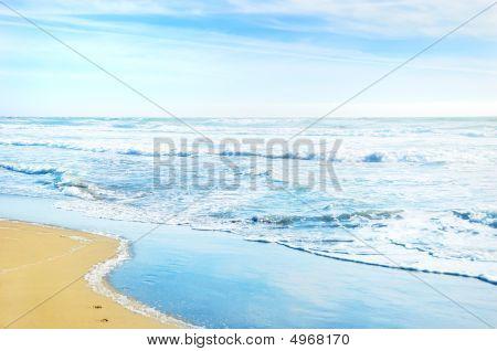 Beach In San Francisco California