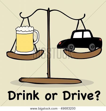 Drink Or Drive
