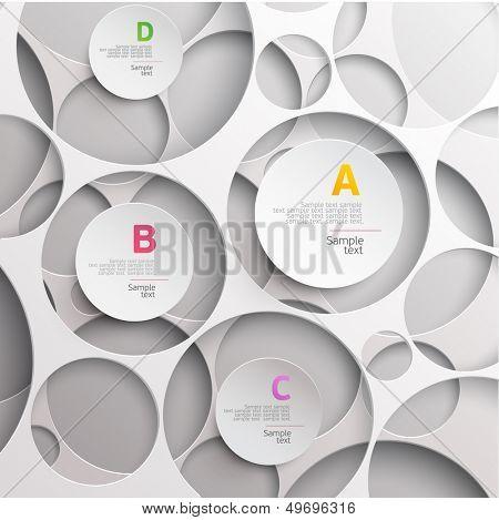 Modern abstract design