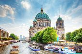 stock photo of evangelism  - Berlin Cathedral - JPG